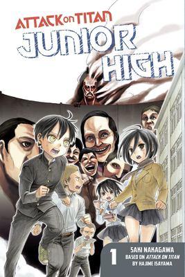 Attack on Titan : Junior high