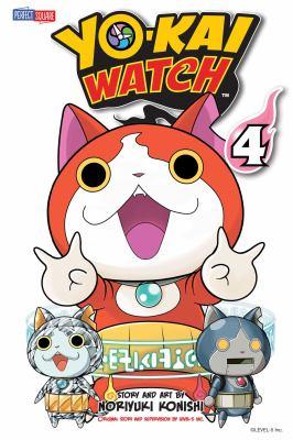 Yo-kai watch. 4