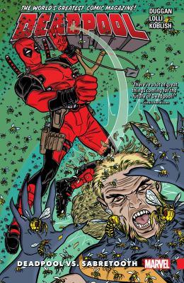 Deadpool : world's greatest. Vol. 3, Deadpool vs. Sabretooth