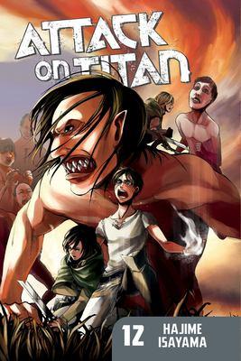 Attack on Titan. 12