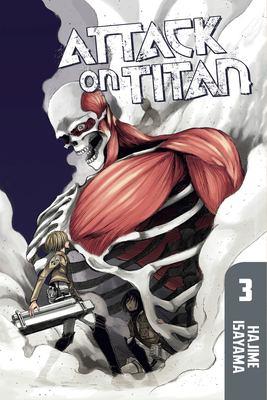 Attack on Titan. 3