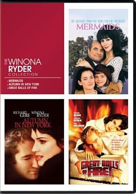 The Winona Ryder collection.