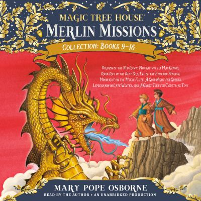 Merlin missions collection. Books 9-16