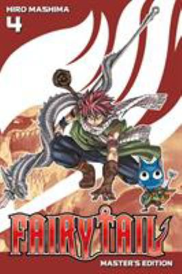 Fairy tail. Master's edition 4