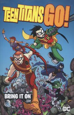 Teen Titans go! : bring it on