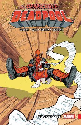 Despicable Deadpool. Volume 2, Bucket list