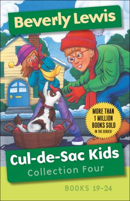 Cul-de-sac Kids. Collection four, books 19-24