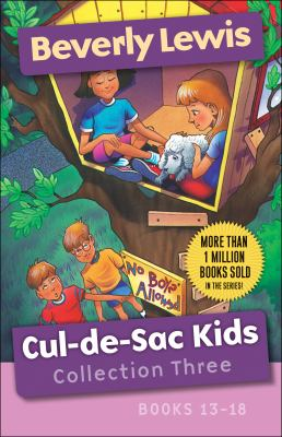 Cul-de-sac Kids. Collection three, books 13-18