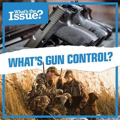 What's gun control?
