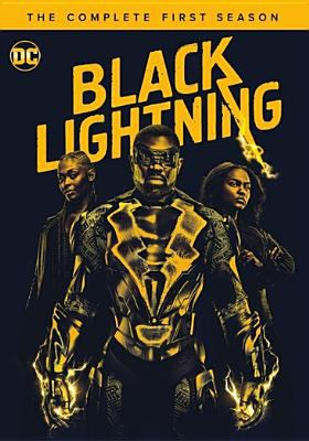 Black lightning. The complete first season.