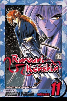 Rurouni Kenshin : Meiji swordsman romantic story. Vol. 11, Overture to destruction