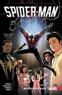 Spider-Man : Miles Morales. Vol. 4