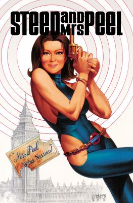 Steed and Mrs. Peel. 2, The secret history of space