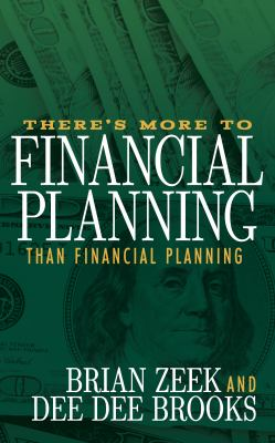 There's more to financial planning than financial planning
