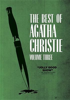 The best of Agatha Christie. Volume three : Partners in crime, the secret adversary ; Ordeal by innocence ; The hollow.