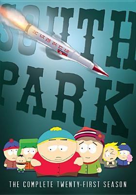 South Park. The complete twenty-first season