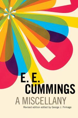 E. E. Cummings : a miscellany.