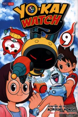 Yo-kai watch. 9, Toothache