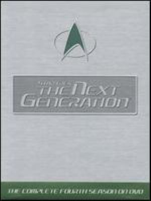 Star trek, the next generation. Season 4
