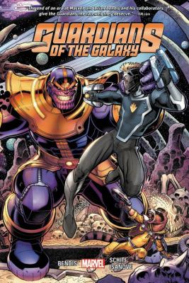 Guardians of the Galaxy. Vol. 5 / Brian Michael Bendis, writer ; Valerio Schiti (#11-13, #15-19) & Kevin Maguire (#14), artists ; Richard Isanove, color artist ; VC's Cory Petit, letterer.