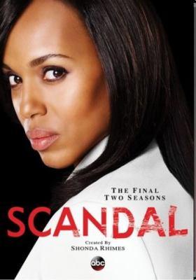 Scandal. Complete seventh season