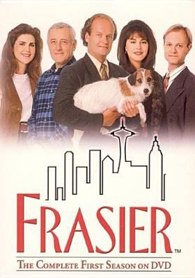 Frasier : the complete series collection, seasons 1-11