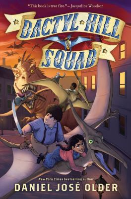 Dactyl Hill Squad. Book one