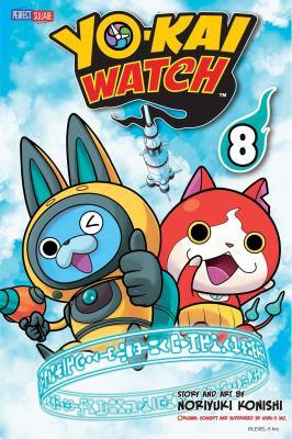 Yo-kai watch. 8, A boohoo battle
