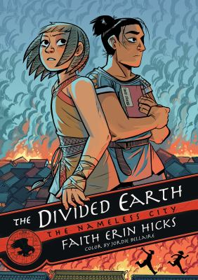The nameless city : the divided earth