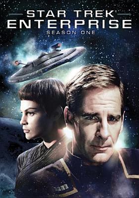 Star trek, Enterprise. Season 1