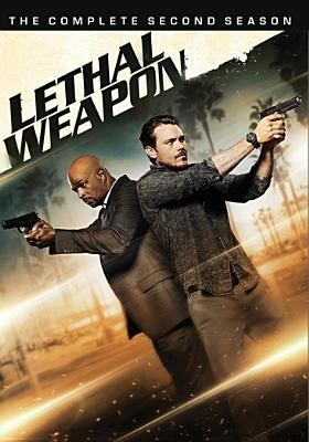 Lethal weapon. The complete second season