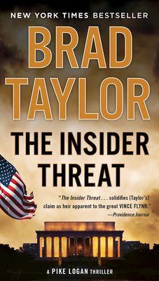 The insider threat : a Pike Logan thriller bk. 8