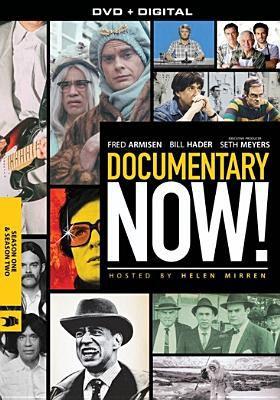 Documentary now! Seasons 1 & 2