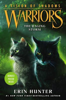 The raging storm / Erin Hunter.