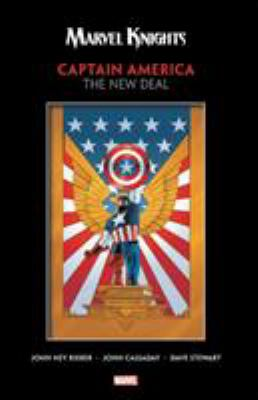 Captain America by Rieber & Cassaday : the new deal