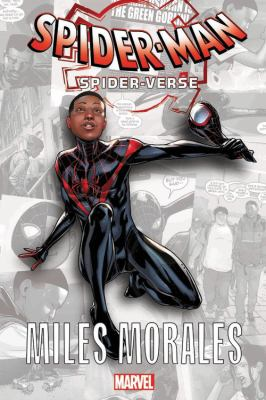 Spider-Man spider-verse : Miles Morales.