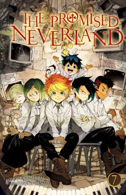 The promised neverland. 7, Decision.