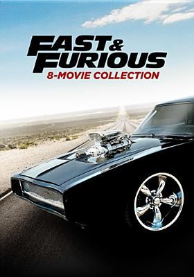 Fast & furious : 8-movie collection