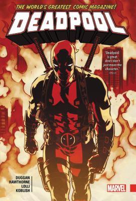 Deadpool : world's greatest. Vol. 5