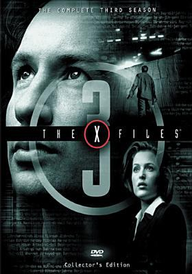 The X-files. The complete third season