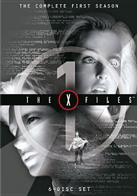 The X files. The complete first season