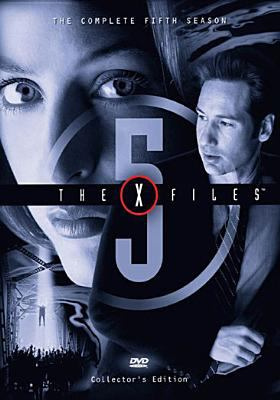 The X-files. The complete fifth season