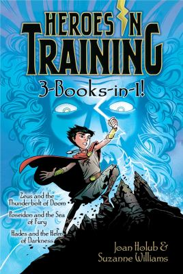 Heroes in training : 3 books-in-1!