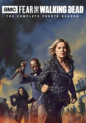 Fear the walking dead. The complete fourth season