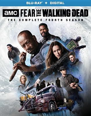 Fear the walking dead. The complete fourth season / production company, AMC Networks ; producers, Robert Kirkman [and four others] ; writers, Dave Erickson [and four others] ; directors, John Polson [and six others].