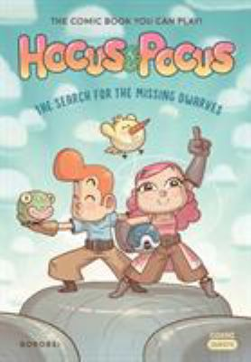 Hocus & Pocus. 2, The search for the missing dwarves