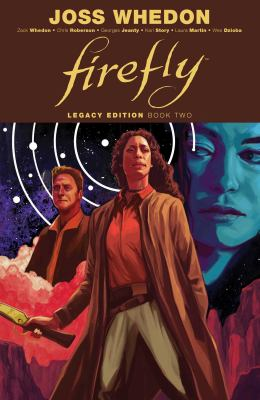 Firefly legacy edition. Book two