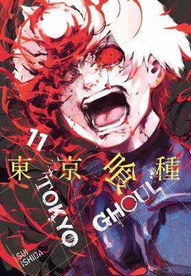 Tokyo Ghoul, Vol. 11 Author Ishida, Sui.