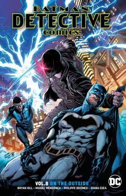 Batman : detective comics. Vol. 8, On the outside