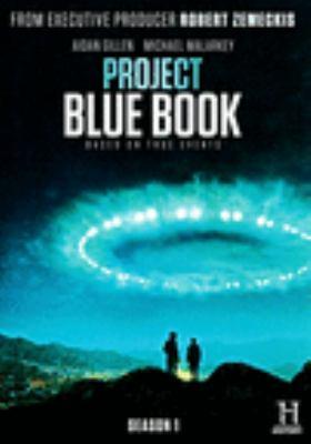 Project blue book. Season 1